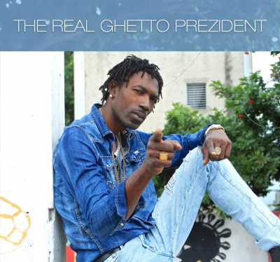 "George P set to release new EP ""Foot Prints Of The Ghetto"""