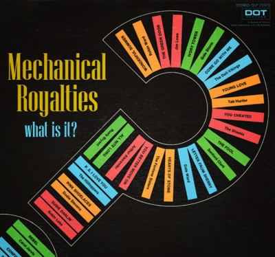 All About Mechanical Royalties
